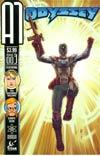 A1 Vol 2 #3 Cover C Odyssey
