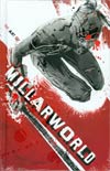 "Art Of Millarworld HC Regular Edition  <font color=""#FF0000"" style=""font-weight:BOLD"">(CLEARANCE)</FONT>"