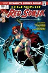 Legends Of Red Sonja #1 Cover B Variant Frank Thorne Subscription Cover