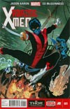 Amazing X-Men Vol 2 #1 Cover A Regular Ed McGuinness Cover