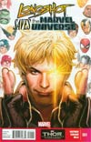 Longshot Saves The Marvel Universe #1 Cover A Regular David Nakayama Cover