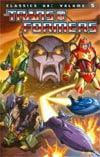 Transformers Classics UK Vol 5 TP