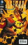 Batman Superman #3 Cover D Incentive Patrick Gleason Variant Cover