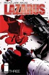 Lazarus #2 Cover B 2nd Ptg