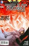 Trinity Of Sin Pandora #2 Cover C 2nd Ptg (Trinity War Tie-In)