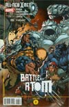 All-New X-Men #16 Cover B Incentive Stuart Immonen Variant Cover (Battle Of The Atom Part 2)