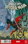 Amazing Spider-Man Vol 2 #700.1 Cover B Variant Klaus Janson Cover