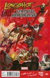 Longshot Saves The Marvel Universe #3