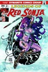 Legends Of Red Sonja #2 Cover B Variant Frank Thorne Subscription Cover