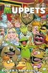 Muppets Omnibus HC Book Market Roger Langridge Cover