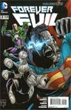 Forever Evil #2 Cover D Incentive Bizarro & Lex Luthor Variant Cover