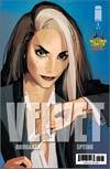 Velvet #1 Cover B Midtown Exclusive Fiona Staples Variant Cover