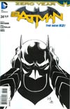 "Batman Vol 2 #24 Cover E Incentive Greg Capullo Sketch Cover (Batman Zero Year Tie-In)  <font color=""#FF0000"" style=""font-weight:BOLD"">(CLEARANCE)</FONT>"