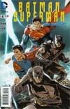 Batman Superman #4 Cover D Incentive Tony S Daniel Variant Cover