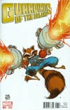 Guardians Of The Galaxy Vol 3 #7 Cover C Incentive Skottie Young Variant Cover