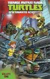Teenage Mutant Ninja Turtles New Animated Adventures Vol 1 TP