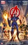 Avengers Vol 1 Avengers World TP