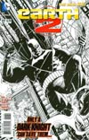 Earth 2 #17 Cover C Incentive Ethan Van Sciver Sketch Cover