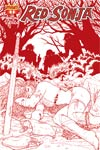 Red Sonja Vol 5 #1 Cover N High-End Amanda Conner Blood Red Ultra-Limited Cover (ONLY 25 COPIES IN EXISTENCE!)