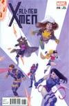 All-New X-Men #18 Cover E Variant Julian Totino Tedesco X-Men In The 1990s Cover