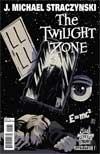 Twilight Zone Vol 5 #1 Cover B Midtown Exclusive Francesco Francavilla Variant Cover