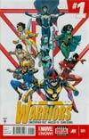 New Warriors Vol 5