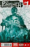 Punisher Vol 9 #1 Cover A 1st Ptg Regular Mitchell Thomas Gerads Cover