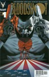 Bloodshot Vol 3 #1 Cover F Incentive Arturo Lozzi Linewide Gold Variant Cover