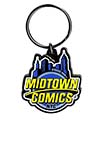 Midtown Comics Alloy Keychain