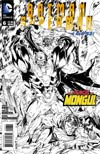 Batman Superman #6 Cover E Incentive Brett Booth Sketch Cover