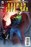 Batman Superman #9 Cover A Regular Jae Lee Cover (First Contact Part 3)