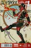 Deadpool Vol 4 #25.NOW Cover A Regular Mark Brooks Cover