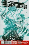 Punisher Vol 9 #3 Cover A 1st Ptg Regular Mitch Gerads Cover