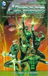 Green Lantern (New 52) Vol 3 The End TP