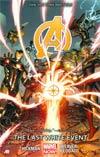 Avengers Vol 2 Last White Event TP