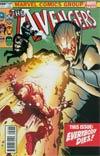 Avengers Vol 5 #24.NOW Cover L Variant Avengers Covers X-Men By Lee Garbett Cover