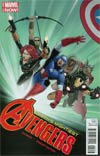 Avengers Vol 5 #24.NOW Cover M Variant Avengers Covers X-Men By John Tyler Christopher Cover