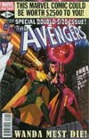 Avengers Vol 5 #24.NOW Cover O Variant Avengers Covers X-Men By Daniel Acuna Cover