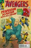 Avengers Vol 5 #24.NOW Cover P Variant X-Men Covers Avengers By Tom Scioli Cover