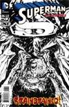 Superman Vol 4 #26 Cover B Incentive Ken Lashley Sketch Cover