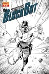 Black Bat #8 Cover D High-End Ardian Syaf Black & White Ultra-Limited Cover (ONLY 50 COPIES IN EXISTENCE!)