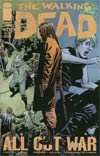 Walking Dead #117 Cover B 2nd Ptg