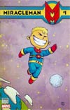 Miracleman (Marvel) #1 Cover B Variant Skottie Young Baby Cover