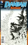 """Damian Son Of Batman #4 Cover C Incentive Andy Kubert Sketch Cover  <font color=""""#FF0000"""" style=""""font-weight:BOLD"""">(CLEARANCE)</FONT>"""