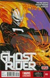 All-New Ghost Rider #2 Cover A 1st Ptg Regular Tradd Moore Cover