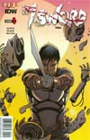 7th Sword #1 Cover B Variant Nelson Blake II Subscription Cover
