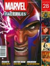 "Marvel Fact Files #28 Magneto  <font color=""#FF0000"" style=""font-weight:BOLD"">(CLEARANCE)</FONT>"