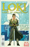 Loki Agent Of Asgard #1 Cover C Incentive Frank Cho Color Variant Cover