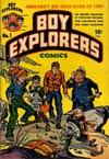Boy Explorers Comics #1