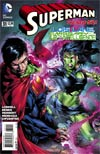 Superman Vol 4 #31 Cover A 1st Ptg Regular Ed Benes Cover (Superman Doomed Tie-In)